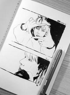 Seokjin // BTS FANART