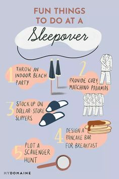 29 Fun Things to Do at a Sleepover for an Unforgettable Night 29 Fun Things to . 29 Fun Things to Do at a Sleepover for an Unforgettable Night 29 Fun Things to Do at a Sleepover Birthday Sleepover Ideas, Sleepover Party Games, Birthday Party For Teens, Teen Birthday, Slumber Parties, Sleepover Ideas For Teens, Games For Sleepovers, Fun Sleepover Activities, Friend Activities