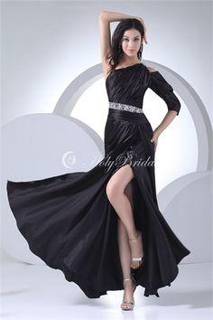 One Shoulder Floor-Length A-Line Silk-like Satin Formal Evening Dress http://www.HolyBridal.com/One-Shoulder-Floor-Length-A-Line-Silk-like-Satin-Formal-Evening-Dress-p20648.html