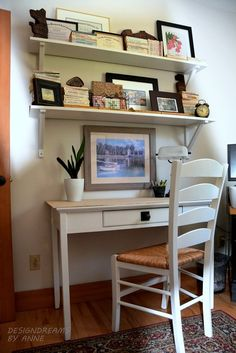 DesignDreams by Anne: Cottage Style Home Office