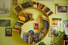 These bookshelves are crazy-awesome... WANT