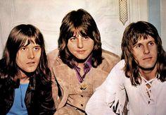 Emerson, Lake & Palmer (still...you turn me on)!