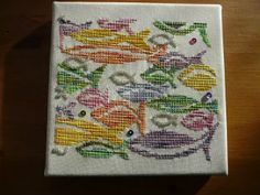 """CRéAdeS - Collection Bretagne : """"Tri-Fish 1"""""""