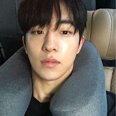 ImageFind images and videos about boy, aesthetic and korean on We Heart It - the app to get lost in what you love. Nam Joo Hyuk Selca, Nam Joo Hyuk Cute, Korean Celebrities, Korean Actors, Jong Hyuk, Style Ulzzang, Joon Hyung, Kim Book, Nam Joohyuk