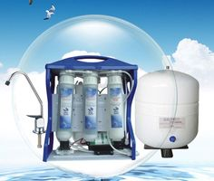 household drinking water purification systems