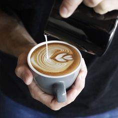 Coffee - Latte - Latte Art