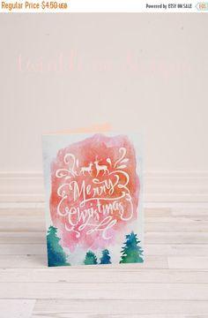 Printable Holiday Card Joy Christmas Card Christmas Card Pdf