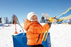 Winterurlaub mit Kinder im Hotel Sonnhof im schönen Salzburger Land. Hotel mit Skischule und Skiverleih in Österreich