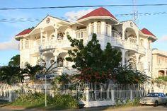 house in Georgetown, Guyana  http://www.tripadvisor.com/Hotel_Review-g294078-d481490-Reviews-Cara_Suites-Georgetown.html