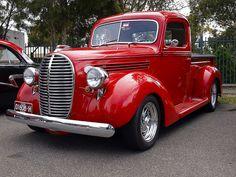 "1938 Ford Pickup | 1938 Ford ""Beer Barrel"" Pickup | Flickr - Photo Sharing!"