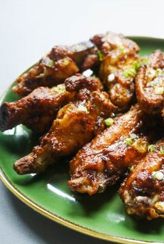 OLD BAY WINGS [eatmorefoodproject]
