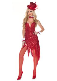 Show Girl Costume - Occupations at Escapade™ UK