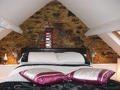 Irish loft bedroom - Google Search