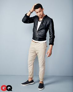 Fashion News: Trey Burke for GQ Styled By Mark Anthony Green Nothing Over $50 Bucks