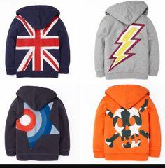 Geeky hoods