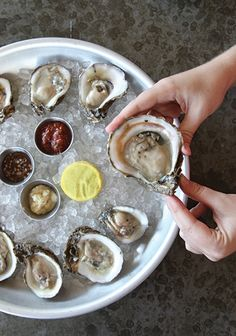 DINING SPOTLIGHT: MAKING WAVES  Fill up on oysters, gumbo, lobster rolls and other tasty seafood offerings at Houston transplant Liberty Kitchen.