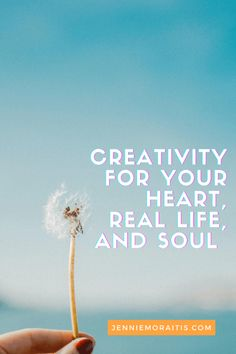 Let's talk about creativity for your heart, real life, and soul. It doesn't have to be complicated. Heart Real, Pile Of Books, Ups And Downs, Enough Is Enough, Live For Yourself, Happy Life, Are You Happy, Real Life, Encouragement