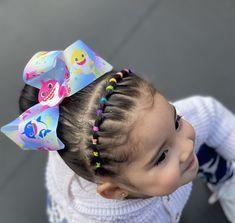 Toddler Hair Dos, Toddler Braids, Cute Toddler Hairstyles, Easy Little Girl Hairstyles, Cute Hairstyles For Kids, Cute Girls Hairstyles, Braids For Kids, Baddie Hairstyles, Girl Hair Dos