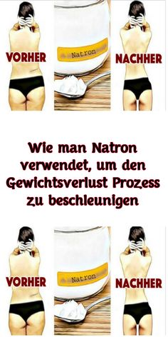 Wie man Natron verwendet um den Gewichtsverlust Prozess zu beschleunigen Anyone who has ever tried to lose weight knows how difficult and exhausting this process can be. But we all know the reason why it is so difficult. The reason is Trying To Lose Weight, Diet Plans To Lose Weight, Weight Loss Plans, Ways To Lose Weight, Gewichtsverlust Motivation, Weight Loss Shakes, Fitness Transformation, Weight Loss Supplements, Lose Belly Fat