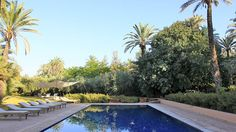 Villa Villa Jnane Salmia in Marrakech - Swimming pool