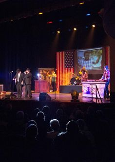 Hull New Theatre - Blues Brothers Experience