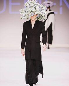 #modement #niciharmonic #head piece #hat #head gear #designer hat