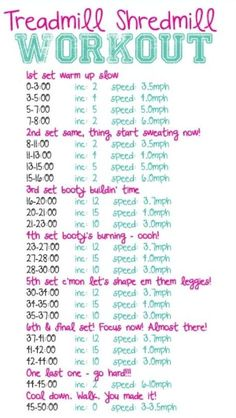Work It Baby - Work It!: Treadmill Workout