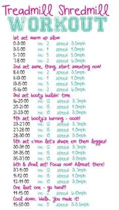 Work It Baby - Work It!: Treadmill Workout