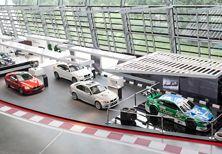 BMW Welt, Museum und Werk