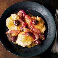 Chicken Breast with Orange and Gaeta Olives (_Pollo con Olive ed Aranci_)