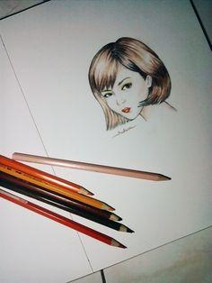 #girl #sketch