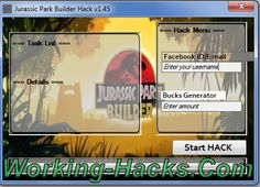 The Jurassic Park Builder Hack is ready for download. Use Jurassic Park Builder…