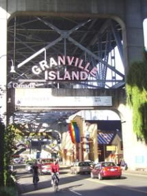 Vancouver Attractions for kids: Granville Island - Photo by Dana Lynch