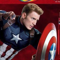 Pour patienter en attendant notre résumé (traduit) des nombreuses visites, par nos confrères américains, du plateau de Civil War, on patientera avec une série de visuels promotionnels, qui font la part belle à Captain America, ses coéquipie....