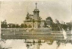 Осташево - Терем Мартьяна Сазоновича Сазонова.