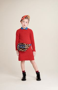 Winter Collection, High Neck Dress, Kids, Dresses, Fashion, Fantasy World, Costumes, Flowers, Vestidos