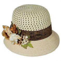 Rose Branch Packable Hat available at  VillageHatShop 3 Hat 42b9e06d7b