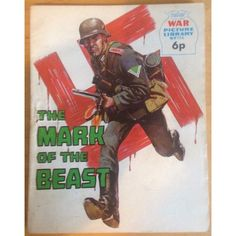 War Comic Picture Library #706 Action Adventure Fleetway £2.00