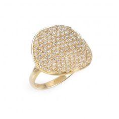 Ippolita: Diamond Flower Ring