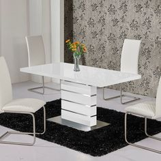 45 Best Extendable Dining Tables Images
