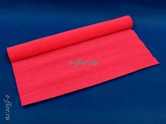 Бумага гофр. простая 571 розовый, 180гр, 50х250см.