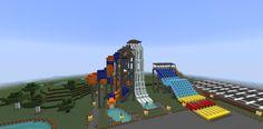 Minecraft Theme park - Google Search