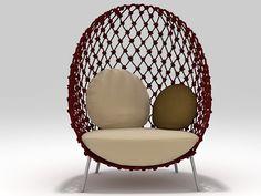 Kenneth Cobonpue Dragnet Lounge Chair | Kenneth Cobonpue