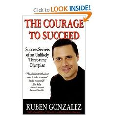 It truly takes a lot of courage to succeed. Ruben's inspiring Olympian Story is a classic case of there is no such thing as impossible if you are willing to do whatever it takes to achieve your dreams. I enjoyed reading this book a lot. :) I am sure you will as well.