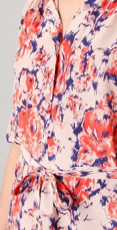 Tucker Classic Smocked Mini Dress | SHOPBOP