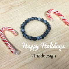 THAD is more than just unique handmade jewelry such as chockers, necklaces, bracelets and earrings, we are a lifestyle. Chocker, Happy Holidays, Merry Christmas, Handmade Jewelry, Unique, Bracelets, Earrings, Design, Merry Little Christmas