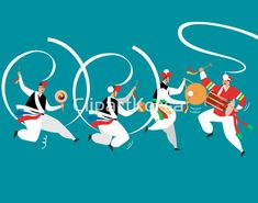 Emoticon, Korea, Wings, Branding, Traditional, Illustration, Cards, Poster, Fictional Characters