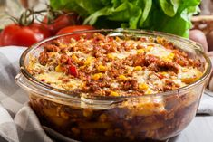 Tastee Recipe This Family-Friendly Meal Won't Break The Bank! - Page 2 of 2 - Tastee Recipe Macaroni Casserole, Casserole Dishes, Casserole Recipes, Quick Recipes, Quick Easy Meals, Meat Recipes, My Favorite Food, Favorite Recipes, Tastee Recipe