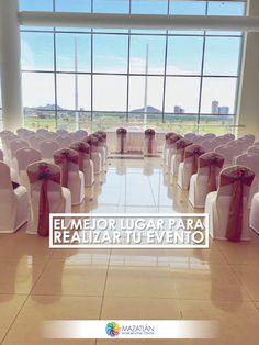 Cuidamos cada detalle de su evento para que esa celebración sea inigualable, contáctenos.  info@mazatlanic.com Tel. (669) 9896060 http://bodas.mazatlaninternationalcenter.com/  #MICMejorImposible #MazatlanInternationalCenter #bodas