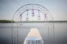 Wedding Arch Idea